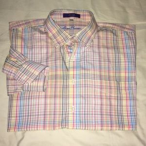ALAN FLUSSER MADRAS SHIRT